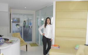 Executive Partner Waiting Lounge
